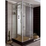 Cabine douche wc for Cabine douche lapeyre